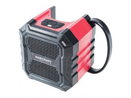 Reproduktor Worcraft CBTS-S20Li, 20V, Li-Ion, Bluetooth, AUX, nabíjačka, 2x USB