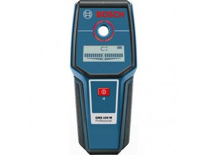 Bosch GMS 100 M Detektor kovov  SERVIS EXCLUSIVE | Rozšírenie záruky na 3 roky zadarmo