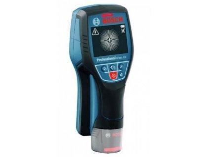 Bosch Wallscanner D-tect 120 Univerzálny detektor  + SERVIS EXCLUSIVE + Rozšírenie záruky na 3 roky zadarmo