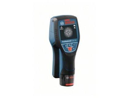 Multidetektor Bosch Wallscanner D-tect 120 L-Boxx (1xaku)  + SERVIS EXCLUSIVE + Rozšírenie záruky na 3 roky zadarmo