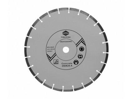131 diamantovy rezny kotouc tekpac 350mm beton[1]
