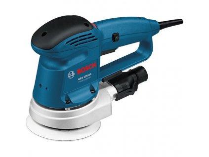Bosch GEX 125 AC Professional Excentrická brúska  SERVIS EXCLUSIVE   Rozšírenie záruky na 3 roky zadarmo
