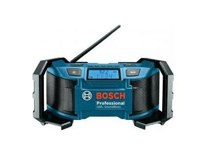GML SoundBoxx Professional rádio  + SERVIS EXCLUSIVE + Rozšírenie záruky na 3 roky zadarmo