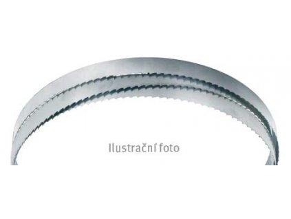 """Pilový pás M 42 Bi-metal – 4 680 × 27 × 0,9 mm (10/14"""")"""