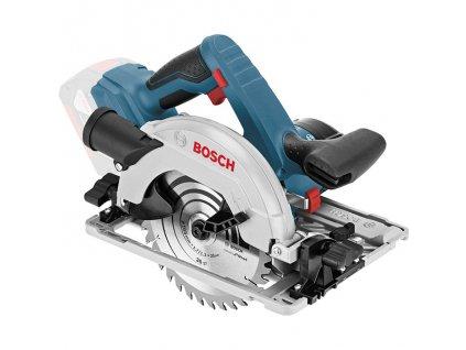 BoschGKS 18 V-57 G Professional píla okružná v L-Boxxe bez akumulátora a nabíjačky  + SERVIS EXCLUSIVE + Rozšírenie záruky na 3 roky zadarmo