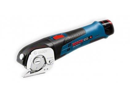Bosch GUS 10,8 V-LI Professional Akumulátorové univerzálne nožnice bez akumulátora a nabíjačky  SERVIS EXCLUSIVE | Rozšírenie záruky na 3 roky zadarmo