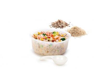 Hrniec na ryžu PURITY MicroWave