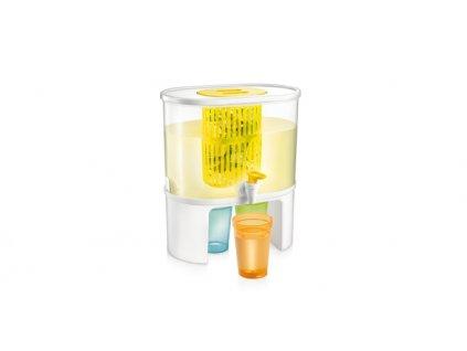Zásobník na nápoje myDRINK 5,0 l, s vylúhovaním