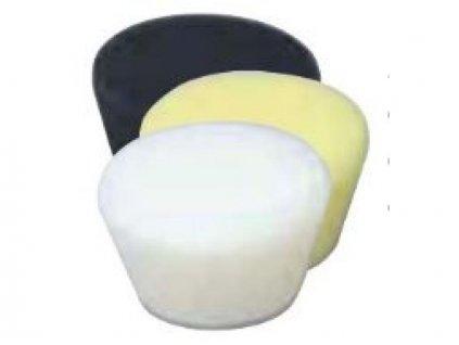 PROXXON Leštiaca špongia biela, tvrdá 29096