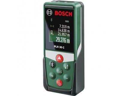 Bosch Bosch PLR 30 C Digitálny laserový merač vzdialeností  SERVIS EXCLUSIVE