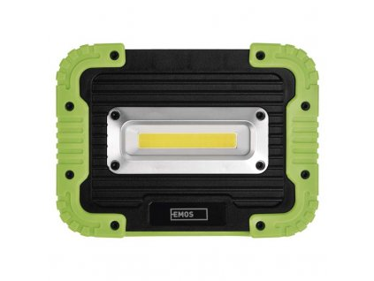 COB LED nabíjací pracovný reflektor P4533, 1000 lm, 4400 mAh