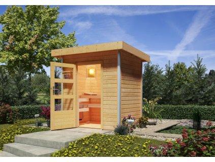 KARIBU JORGEN Fínska sauna