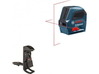 Krížový čiarový laser Bosch GLL 2-10 + BM3 06159940JD