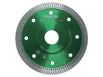 Kotuc Strend Pro Industrial 115x22.2x1.2 mm, diamantový rezný, ultra tenký