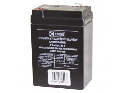 Náhradný akumulátor pre svietidlá P2306, P2307