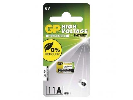 Alkalická špeciálna batéria GP 11AF (MN11) 6 V