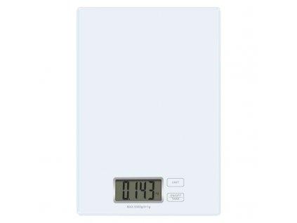 Digitálna kuchynská váha EV003, biela