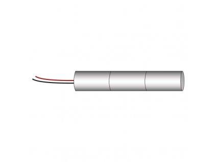Náhradná batéria do núdzového svetla, 3,6 V/1600 mAh, SC