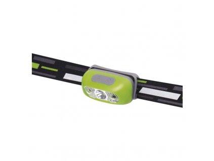CREE LED nabíjacia čelovka P3534, 230 lm, Li-Pol 1200 mAh