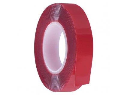 Akrylová páska 18mm / 3m, čirá