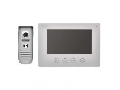 Sada videovrátnika EMOS H2014 s WiFi a aplikáciou pre mobily