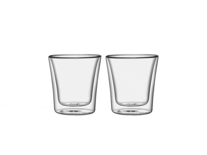 Dvojstenné poháre myDRINK, 250 ml, 2 ks