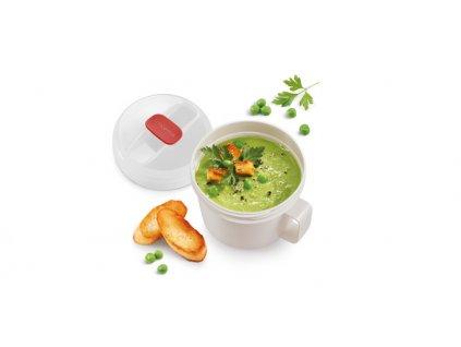 Hrnček na polievku PURITY MicroWave