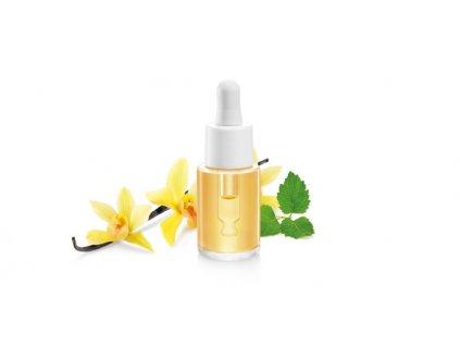 Esenciálny olej FANCY HOME 15 ml, Vanilka a pačuli