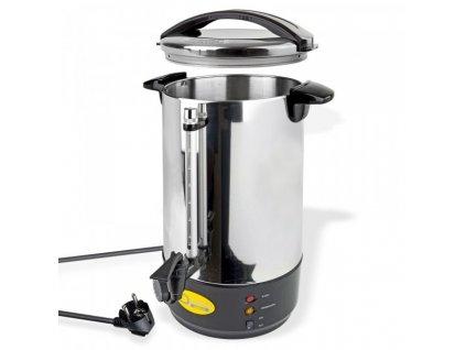 DENNER Elektrický hrniec na punč, varené víno, vodu 10 L 950 W