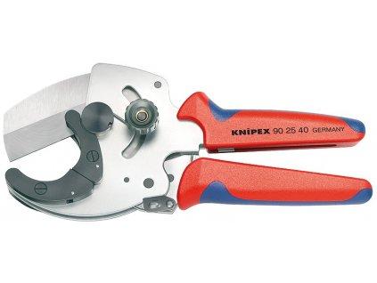 KNIPEX Kliešte na rezanie viacvrstvových trubiek a chráničiek  SERVIS EXCLUSIVE