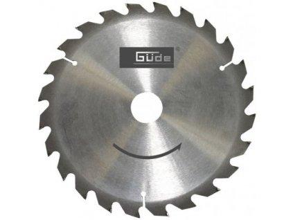 Güde Pílový kotúč 200x16 24Z HM
