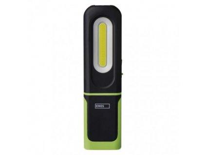 COB LED + SMD LED nabíj. svietidlo P4537, 330 lm, 1200 mAh