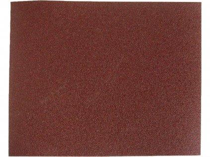 Plátno brúsne, korund, 230x280mm, 10ks, P40