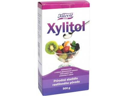 Xylitol - prírodné sladidlo 500g