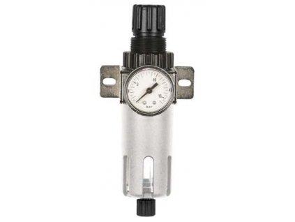 Regulátor tlaku s filtrom FDR Ac 1/4, 12 bar  SERVIS EXCLUSIVE