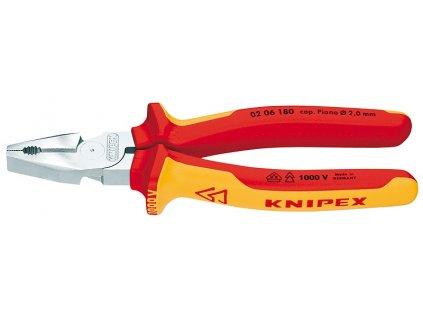 KNIPEX Silové kombinované kliešte 225  + SERVIS EXCLUSIVE