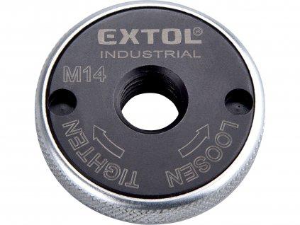Matica upínacia pre uhlovú brúsku beznástrojová, M14, 107g
