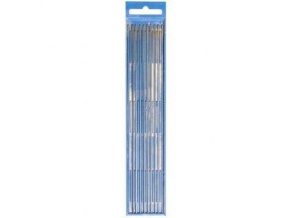 Volfrámová elektróda 1,6x175 mm LA 15 zlatá, 10 ks