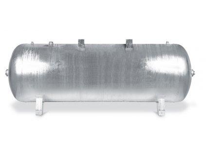 Ležiaci tlaková nádoba DB VZ 500/16 H  SERVIS EXCLUSIVE