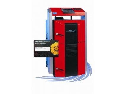 Splyňovací kotol ATTACK DPX 25 PROFI  + VOUCHER - zľavový kupón