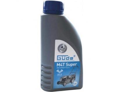 Güde Motorový olej M4T Super 10W-30 0,6 L