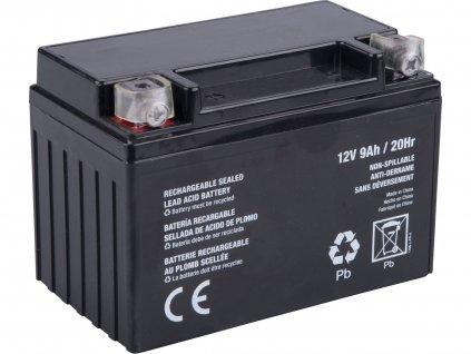 Akumulátor pre elektrický štart 12V/9Ah