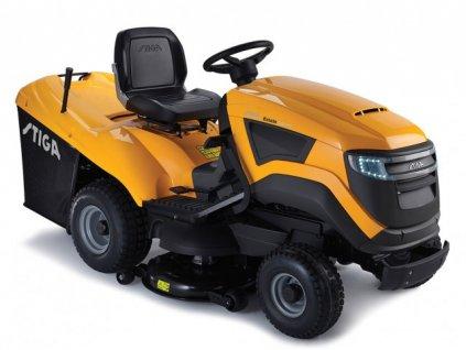 Traktorová kosačka Stiga Estate 6102 HW  SERVIS EXCLUSIVE + VOUCHER - zľavový kupón