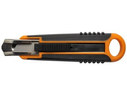 Odlamovací nôž s automatickým zasúvaním 18 mm FISKARS 1004683  SERVIS EXCLUSIVE