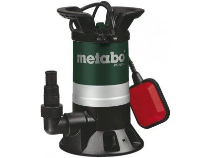 METABO PS 7500 S Ponorné čerpadlo  SERVIS EXCLUSIVE | Rozšírenie záruky na 3 roky zadarmo