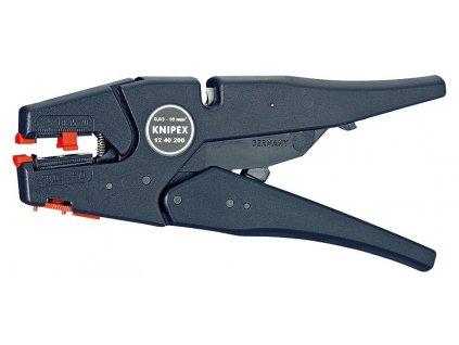 KNIPEX samonastaviteľné kliešte pre odizolovanie 200  SERVIS EXCLUSIVE
