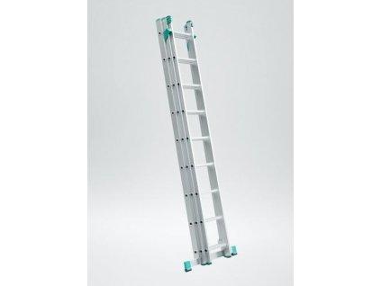 Rebrík ALVE 7808, 3x08, univerzálny, A230 B513, na schody