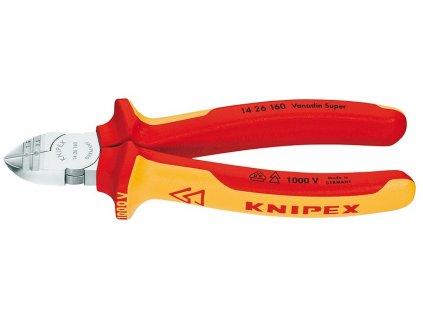 KNIPEX Odizolovacie bočné štiepacie kliešte 160  SERVIS EXCLUSIVE