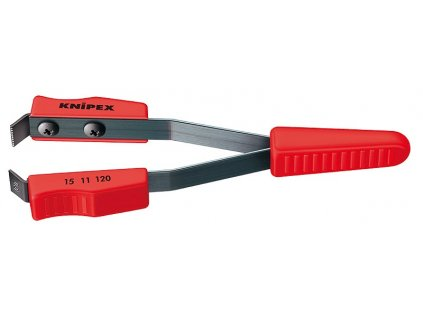 KNIPEX Pinzeta pre odstraňovanie laku 120  SERVIS EXCLUSIVE