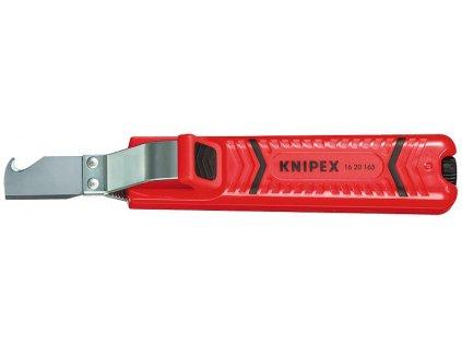 KNIPEX Nástroj na odstraňovanie plášťov 165  SERVIS EXCLUSIVE